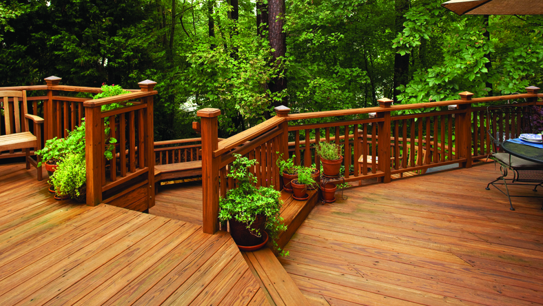 Behr Reformulates Weatherproofing Wood Stains And Finishes  To Offer Complete Protection From The Elements For Exterior Projects
