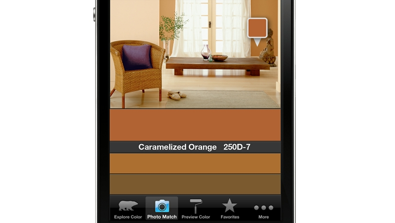 Behr Paints Introduces Colorsmart By BEHR Mobile Application To Offer Consumers On-The-Go Color Matching And Inspiration