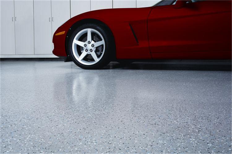 BEHR Paints 2-Part Epoxy Garage Floor Coating
