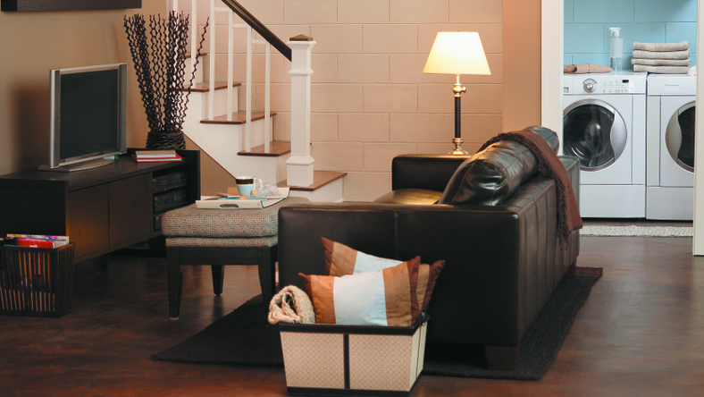 Behr Paints Offer Consumers An Affordable Solution For  Waterproofing Basements And Masonry Walls