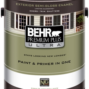 Behr Paints Utilizes Nanoguard Technology To Develop BEHR Premium Plus Ultra Exterior Paint & Primer In One