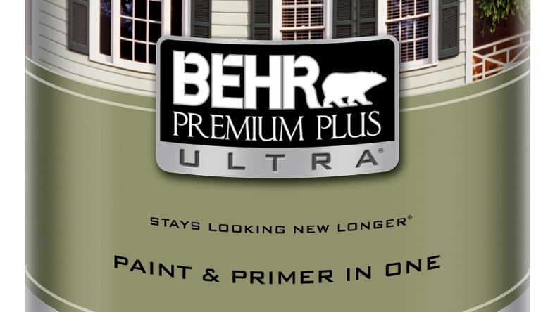 Behr Paints Utilizes Nanoguard Technology To Develop BEHR Premium Plus Ultra Exterior Paint & Primer In One