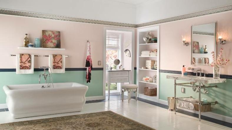 Peintures BEHR introduit les tendances couleurs 2013 mettant en vedette quatre thèmes variés de déco maison et 20 teintes originales