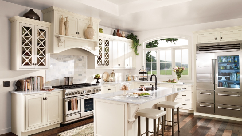 BEHR Paints MARQUEE Diffused Lights Traditional Kitchen