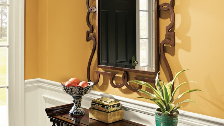 BEHR Paints MARQUEE Exotic Locale Entry
