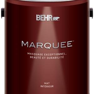 BEHR MARQUEE®  Interior Paint &Primer Matte - Gallon