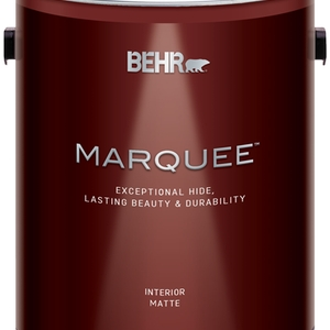 Introducing Behr's Most Advanced Interior Paint Product Ever, BEHR MARQUEE™ Interior Paint & Primer, With An Exclusive One-Coat Colour Collection