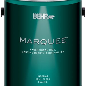 BEHR MARQUEE®  Interior Paint & Primer Semi-Gloss Enamel - Gallon