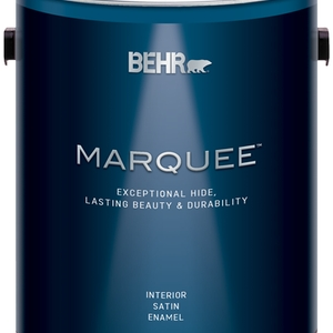 BEHR MARQUEE®  Interior Paint & Primer Satin Enamel - Gallon