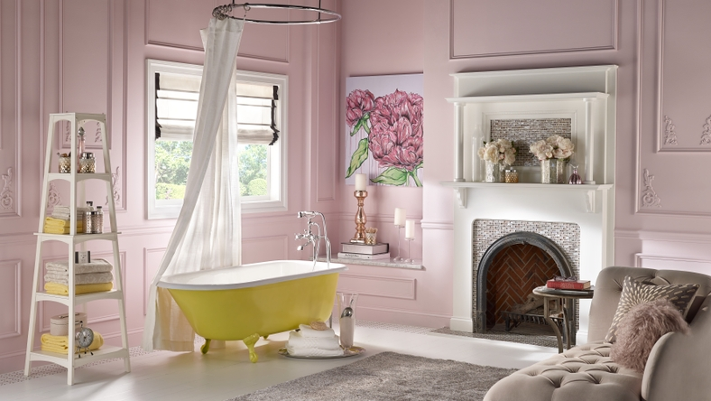 Behr Paints Introduces 2015 Color Trends Featuring Four Eye-Catching Themes and 20 Captivating Hues