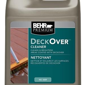 Behr Premium Deckover Cleaner