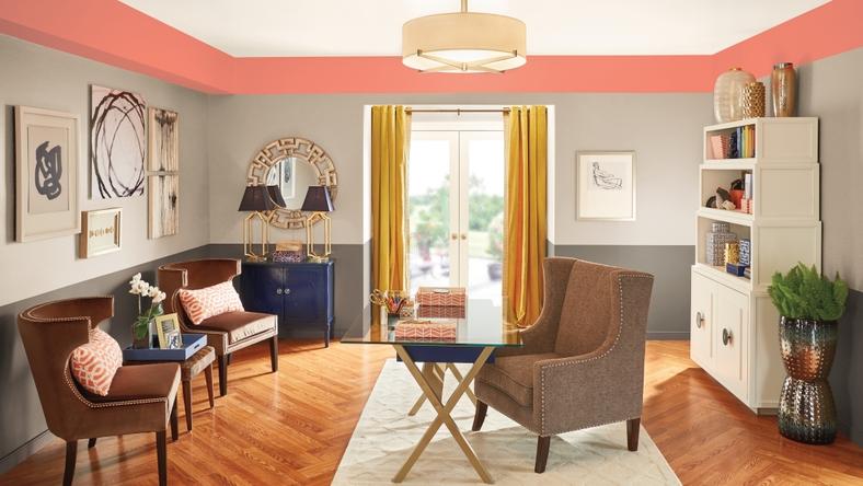 Les tendances couleurs 2016 de BEHRᴹᴰ incitent les consommateurs à adopter de nouvelles teintes et tendances en design