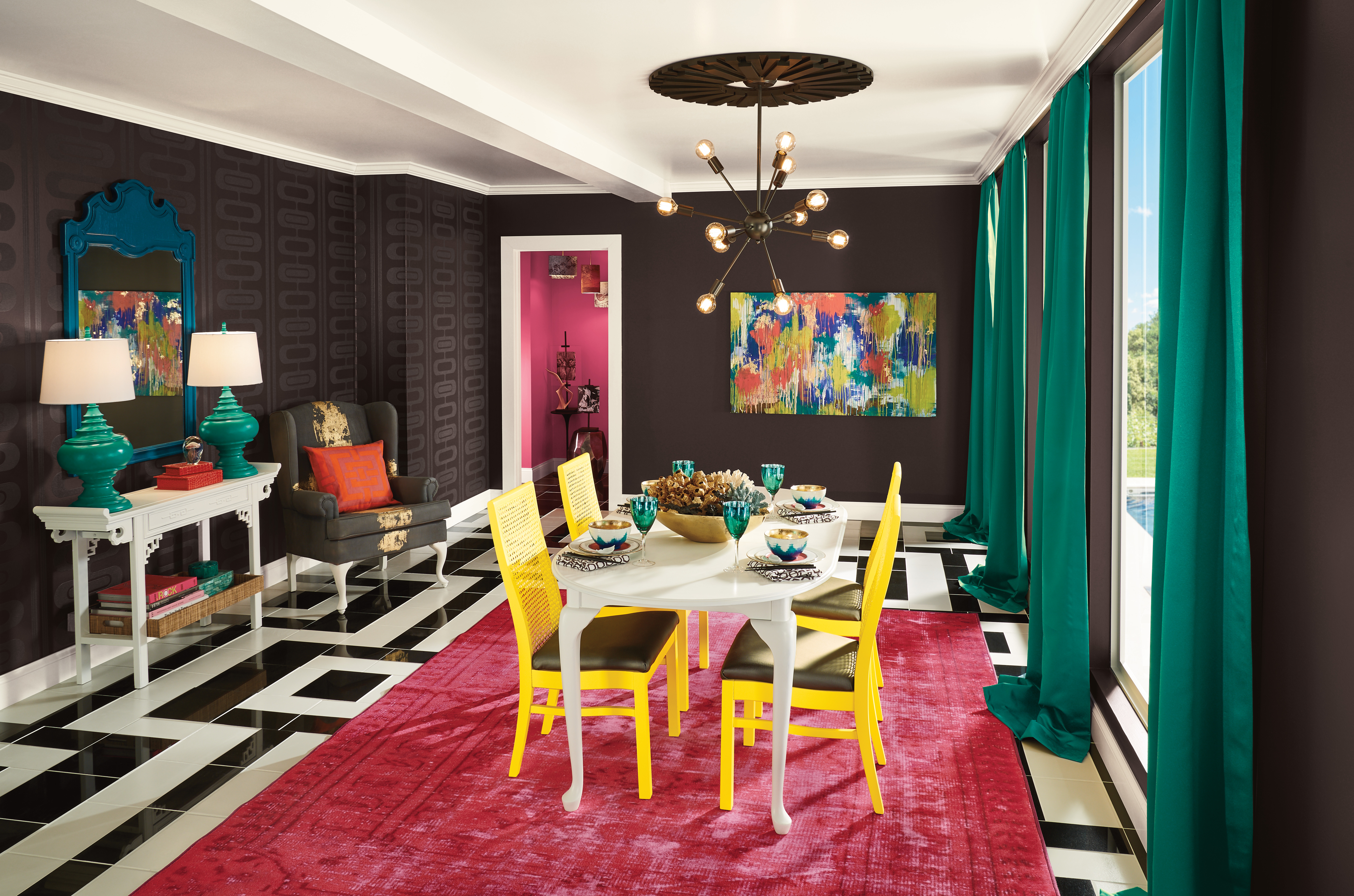 Behr 2016 Color Trends Inspire Consumers To Embrace New