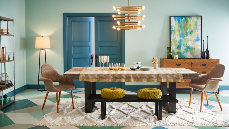 Behr Paint Introduces 2017 Color Currents, The New Standard in Annual Design Forecasting