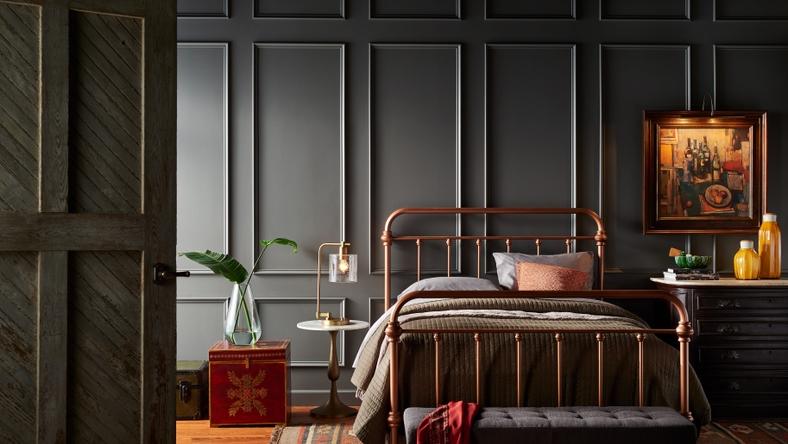 Bedroom, Composed Palette