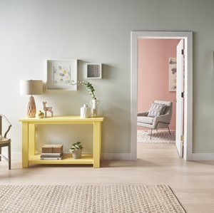 Foyer, Comfortable Palette