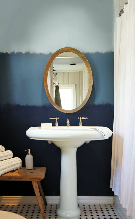 Behr ColorTrends Bathroom