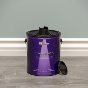 Behr Transforms the Traditional Paint Can With an Eco-Friendly Simple Pour Lid
