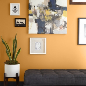 BEHR_2021TRENDS_OPTIMISTIC VIEW_LIVING_Saffron Strands_RGB