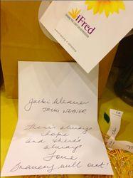 Jacki Weaver Message