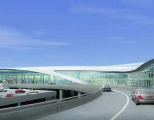 Airline survey, Atlanta airport expansion, EVA Air's business class, Boston Globe