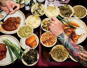 Southern Food Rises Again, Men's Health