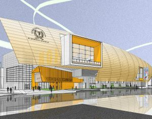 Atlanta to Break Ground on College Football Hall of Fame, Successful Meetings