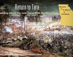 Return to Tara, Georgia Magazine