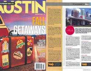 Get Outta Town, Austin Monthly