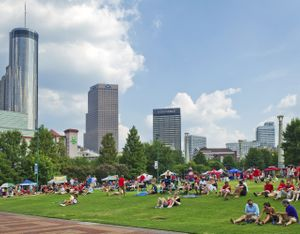 Olympic Centennial Park