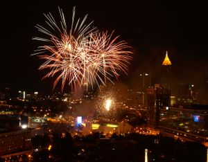 Travel + Leisure: Atlanta's Very Best Places to See July 4th Fireworks