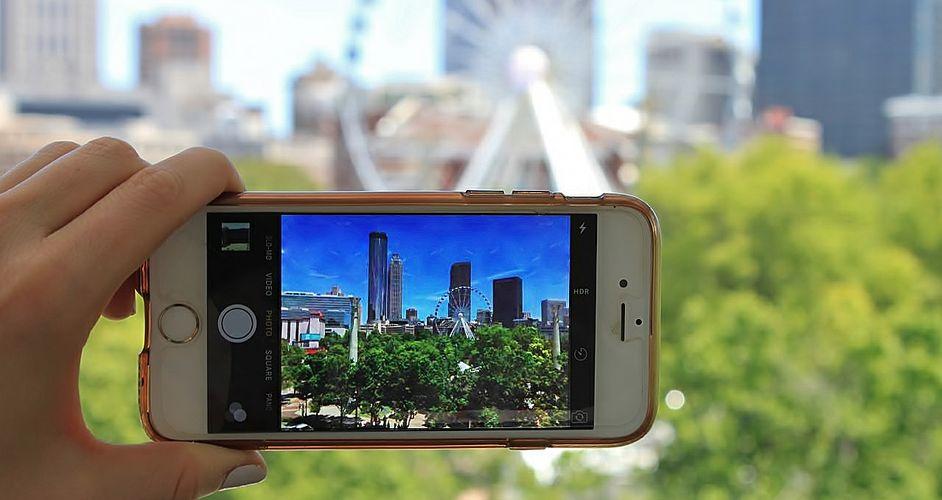 Capturing SkyView Atlanta