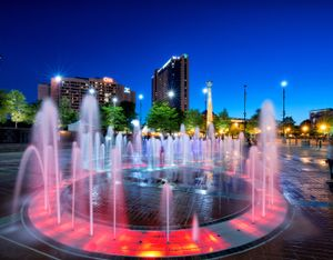 Centennial Olympic Park: Atlanta's catalyst for development
