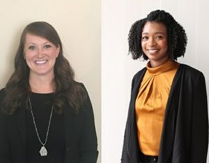 ACVB Promotes Lauren Dismuke Rushing and Kymberli Fulton