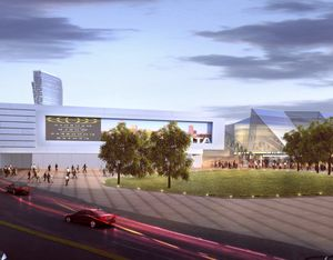 Atlanta's Convention Corridor to Undergo Redefining Series of Transformations