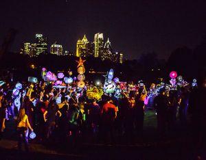 Local Spotlight: BeltLine Lantern Parade Lights Up Atlanta