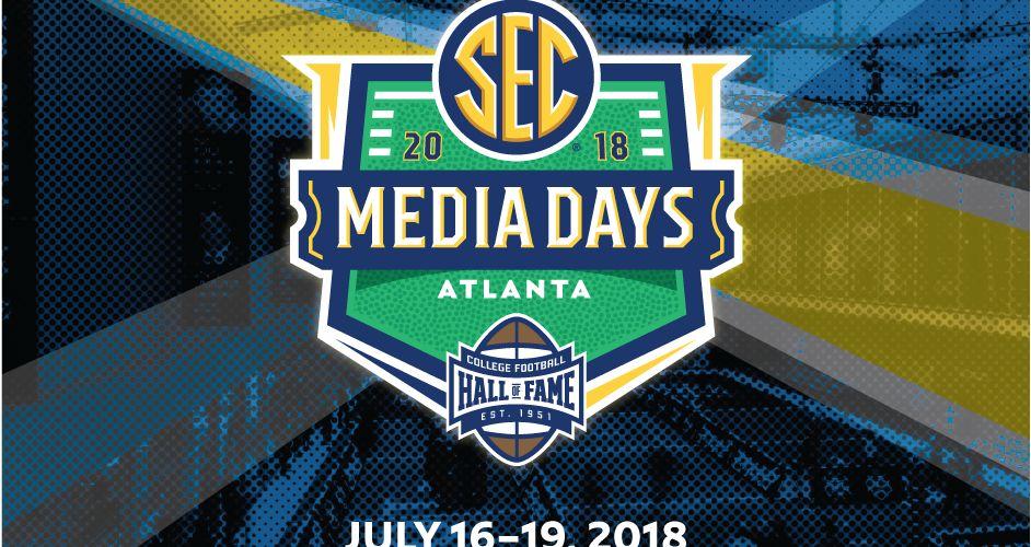 SEC Football Media Days
