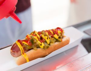Bon appetit: Hot Dogs Are $2.00 at the New Atlanta Falcons Stadium