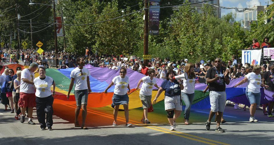 Atlanta Pride Festival Parade