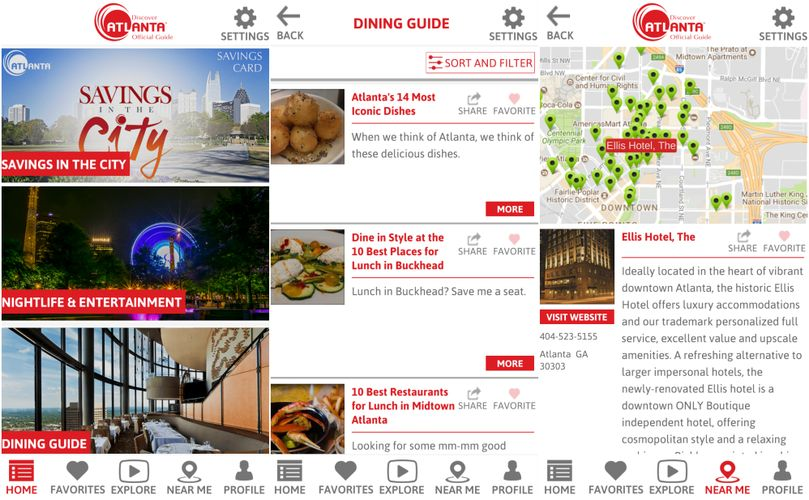 Discover Atlanta: Official Guide