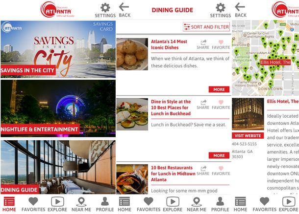 Discover Atlanta: Official Guide