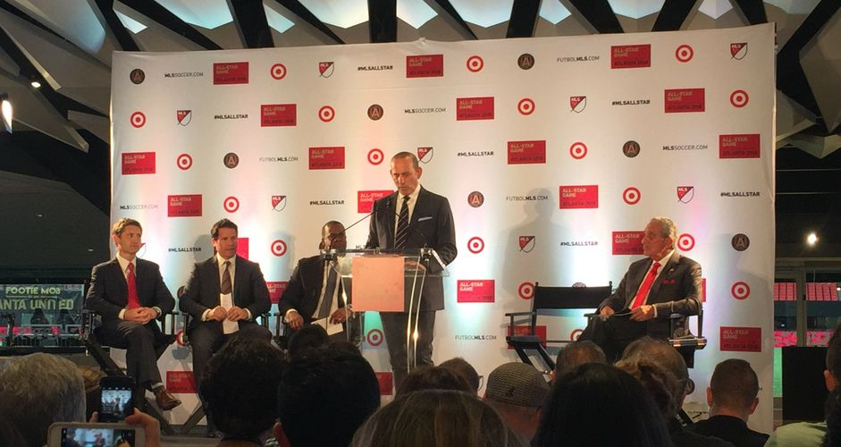 MLS All-Star Game comes to Atlanta in 2018