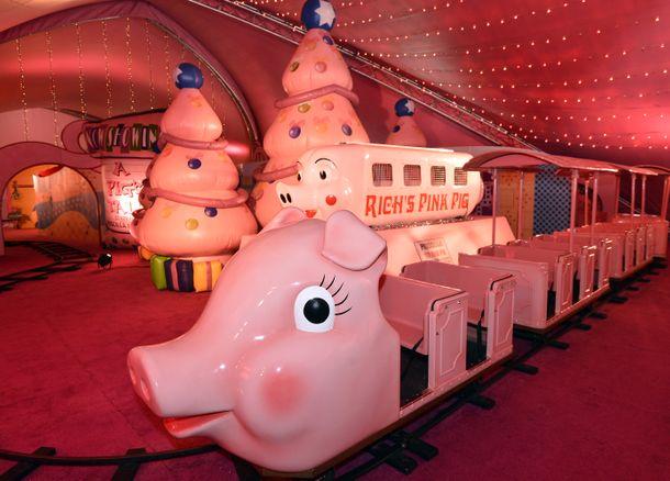 Macy's Priscilla the Pink Pig