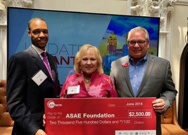 ASAE Foundation donation