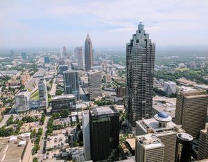 Atlanta Sees Record-Breaking Hotel Occupancy at Mid-Year