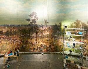 Atlanta History Center Cyclorama