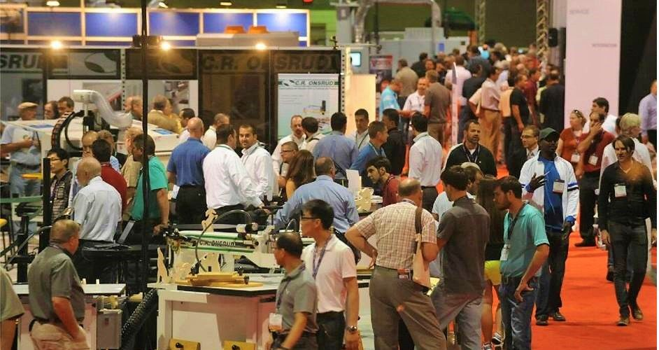 Woodworking Show 2020.International Woodworking Fair Celebrates Success During