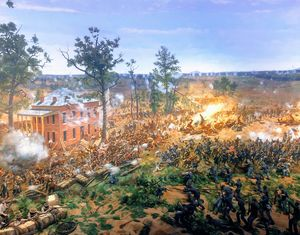 The New York Times: A Victory for the Civil War 'Cyclorama'