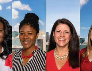 ACVB Promotes Four to Senior Leadership Team