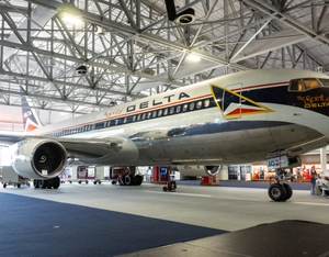 Delta Flight Museum Highlighted as One of the World's Best